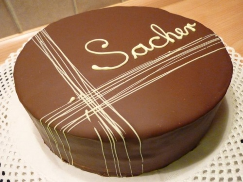 Tarta Sacher, estrella de la repostería austriaca