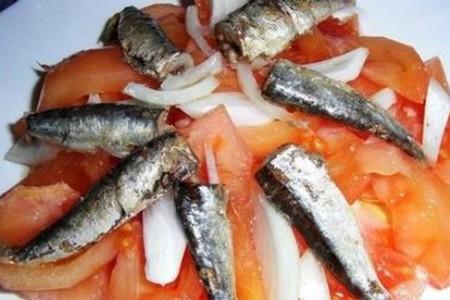 Ensalada de sardinas: una propuesta de Guatemala