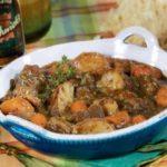 Estofado irlandés, receta ideal para un día especial