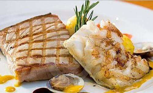 Filete con ostras