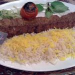 Así es el auténtico kebab persa
