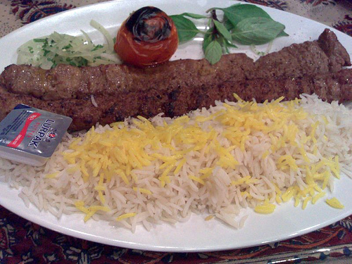 Kebab persa