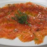 Salmón marinado: una especialidad sueca