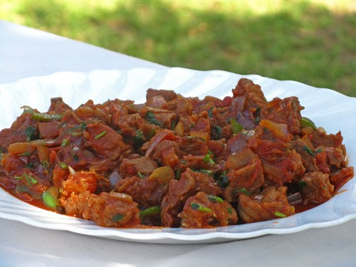 Cómo preparar un estofado al estilo keniata
