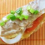 Bo-e-o, pescado marinado de las islas Fiyi