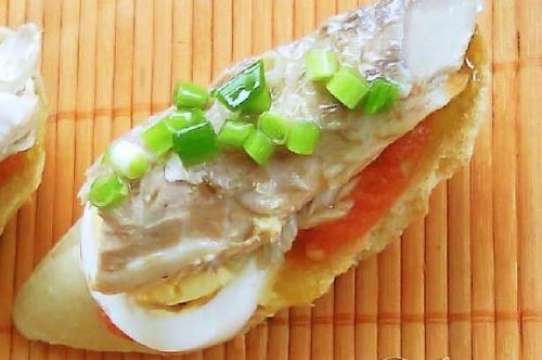 Bo-e-o, pescado marinado