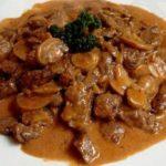 Filete strogonoff: un plato ruso