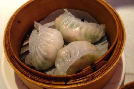 Zhengjiao, empanadillas chinas al vapor