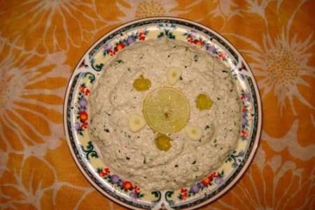 Como preparar la salsa Tahini
