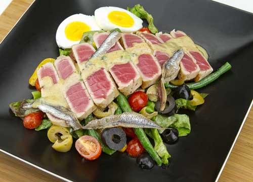 ensalada nicoise delicia de francia