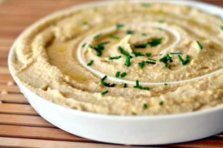 Como preparar el Hummus