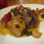 Kleftiko, carne asada típica de Chipre